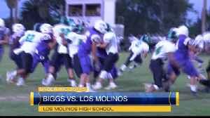 Sierra Central Game of the Week: Los Molinos vs. Biggs [Video]