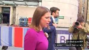 Jo Swinson anticipates election 'sooner rather than later' [Video]
