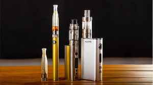 New York To Ban Flavored E-Cigs After Sickness [Video]