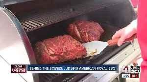 Behind the scenes judging American Royal barbecue [Video]