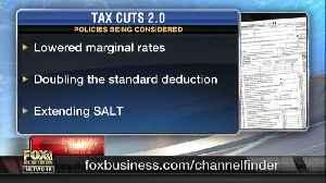 Larry Kudlow: Tax Cuts 2.0 in 2020 [Video]