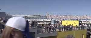 Race day at Las Vegas Motor Speedway [Video]