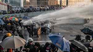 Hong Kong Enters 15th Consecutive Week Of Protests [Video]