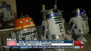Bakersfield Collector-Con Day 2 starts Sunday at 11 a.m. at Rabobank Convention Center [Video]