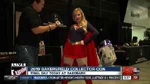 Meet your favorite super heroes and action stars during Bakersfield Collector-Con [Video]