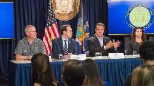 News video: New York Gov. Cuomo To Ban Flavored E-Cigarettes