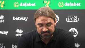 Daniel Farke: Sticking together was the key to our victory over Man City [Video]
