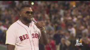David Ortiz Opens Up About Shooting, Recovery [Video]
