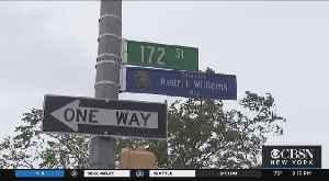 Street Renamed For Fallen NYPD Officer [Video]