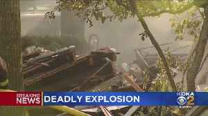 Bomb Squad Called To Edgewood After House Explosion [Video]