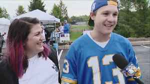 Penn State, Pitt Rivalry Means More For Local Couple [Video]