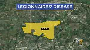 Two New Cases Of Legionnaires' Disease Reported In Batavia [Video]