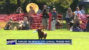 27th Annual Frisbee Fest takes over Ann Morrison Park [Video]