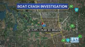 1 Dead, 5 Injured After Hit-And-Run Boating Collision In San Joaquin Delta [Video]