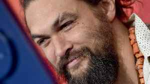 Jason Momoa Reveals How He Really Got The Scar On His Eyebrow [Video]