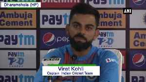 As long as MS Dhoni continues to play he is very valuable Virat Kohli [Video]