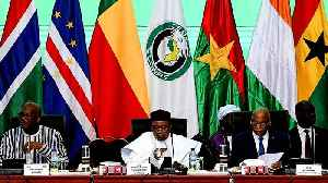West African leaders pledge $1bn to fight armed groups [Video]
