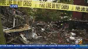 Police: Fire, Explosion In Edgewood Caused By Homeowner In Apparent Suicide On Daughter's Wedding Day [Video]