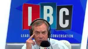 Sir Nicholas Soames Tells Nigel Farage He 'Paints A Caricature' Of Career Politicians [Video]