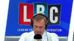 'David Cameron Was The Most Successful Post-War Prime Minister': Caller Tells Nigel Farage [Video]