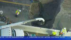 Crews Worked Around The Clock To Fix Water Main Break That Closed Down William Lehman Causeway [Video]