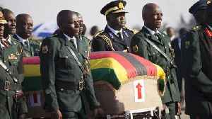 Ex-Zimbabwe leader Mugabe to be buried at national monument