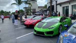 Car Enthusiasts Donate To Bahamas [Video]