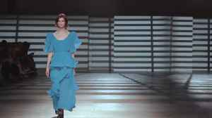 London Fashion Week: Preen collection [Video]