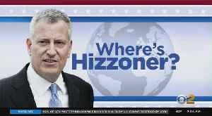 Where's Hizzoner?: Sept. 15, 2019 [Video]