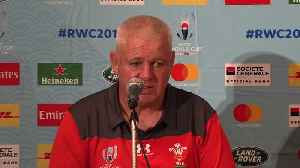 Warren Gatland: Wales is ready to get down to business for Rugby World Cup [Video]