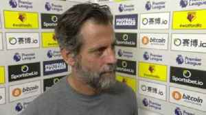 Flores: We never gave up [Video]