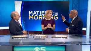 News video: Talking Politics: Debate Debrief