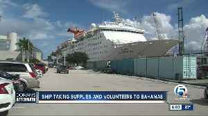 Grand Celebration makes second humanitarian cruise to the Bahamas [Video]