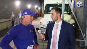One-on-one with Sean McDermott [Video]