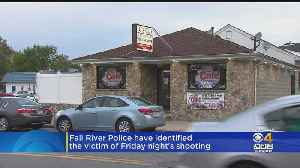 Fall River Police Identify Shooting Victim [Video]