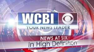 WCBI News at Six - Saturday, September 14th, 2019 [Video]
