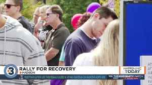 Rally for Recovery offers resources, motivation to those with addiction [Video]