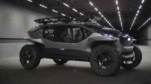 Audi AI:TRAIL quattro Design Preview [Video]