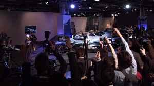 Beginning of a new era - Mercedes-Benz EQ Formula E Team presents new car [Video]