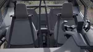 Audi AI:TRAIL quattro Interior Design [Video]