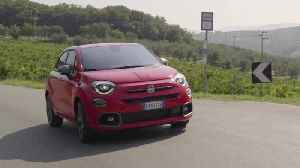 The new Fiat 500X Sport Preview [Video]