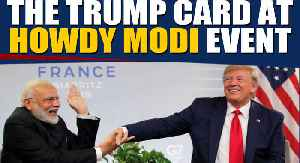 Donald Trump to be present at event with PM Modi in Houston |OneIndia News [Video]