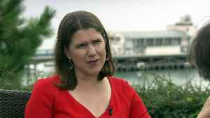 News video: Swinson: We're in a mess with Brexit