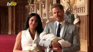 Prince Harry Gives Update on Master Archie [Video]