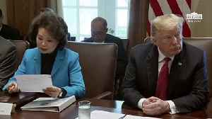 House Oversight Committee Investigating Transportation Secretary Elaine Chao [Video]