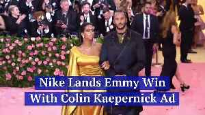 Nike Lands Emmy Win With Colin Kaepernick Ad [Video]