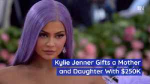 Kylie Jenner's Generous Gift [Video]