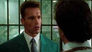 RED HEAT movie - Arnold Schwarzenegger, James Belushi [Video]