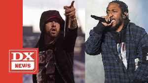 Kendrick Lamar's 'good kid, m.A.A.d city' Breaks Eminem's Billboard Record [Video]