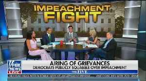 Jesse Watters on media's impeachment fantasy [Video]